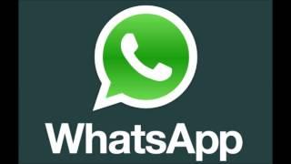 WhatsApp Sound Original Message