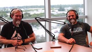 Loud and Live Sports Podcast #1- Mat Fraser and Patrick Vellner