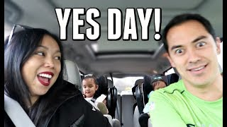 We Said YES To Our Kids All Day Long -  ItsJudysLife Vlogs