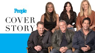 'Friends' Reunion Exclusive: Cast Reflects on Beloved Show Before