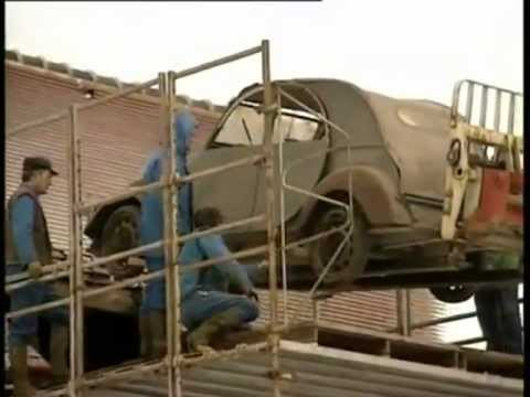 prototype 2cv sortie de grenier tpv. Black Bedroom Furniture Sets. Home Design Ideas