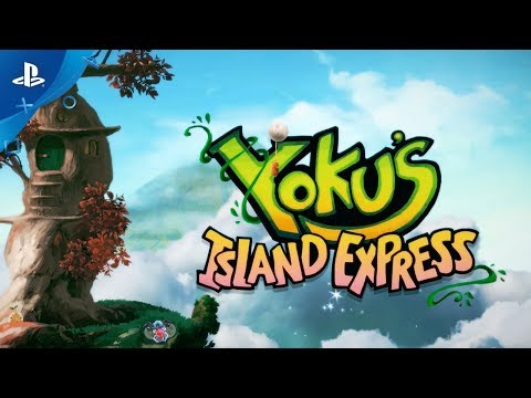 Yoku's Island Express Video Screenshot 2