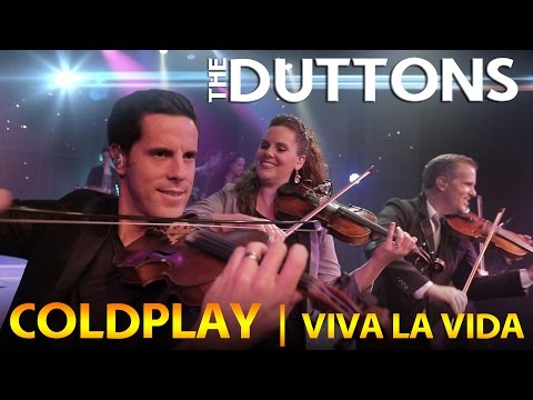 The Duttons - Viva La Vida by Coldplay (Cover) - Branson Missouri