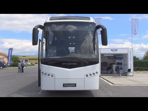 VDL Jonckheere JSD-120/410 Bus (2009) Exterior and Interior in 3D