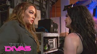 Nia Jax offers support to Paige for her in-ring retirement speech: Total Divas Bonus, Sept. 26, 2018