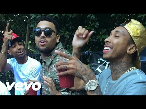 Chris Brown - Ain't Said Nothing (Official Music Video)