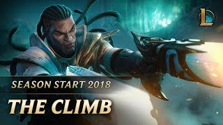 The Climb | League of Legends