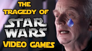 The Tragedy of Star Wars Video Games