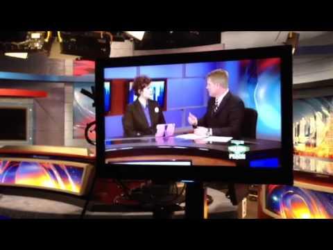 Desiree Scales on Public Affairs on Peachtree TV on CBS Atlanta