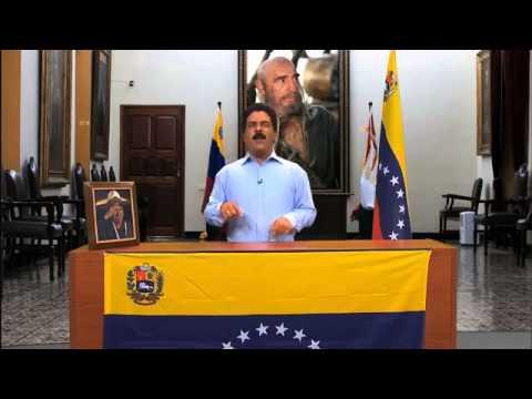 Nicolás Maburro la CNN y la Globovisión