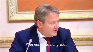 [Vietsub] Putin cười vì đề nghị xuất khẩu thịt lợn sang Indonesia