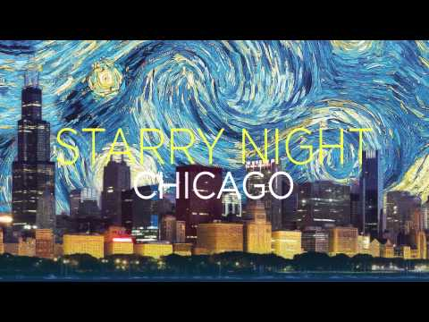 Starry Night Chicago PSA