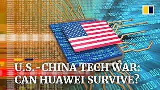 US-China tech war: can Huawei survive?