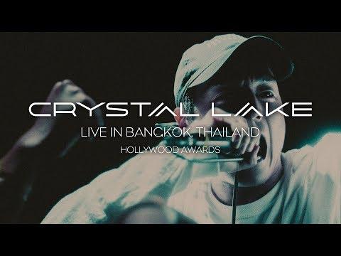 Crystal Lake - Live in Bangkok, Thailand 2017 (Vlog)