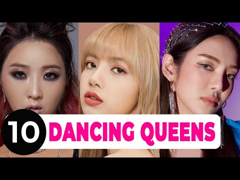 [TOP 10] KPOP DANCING QUEENS (All Kpop Official list)