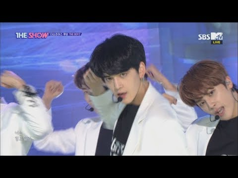 THE BOYZ, Right Here [THE SHOW 180911]