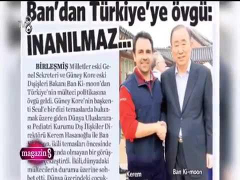 Kerem Hasanoğlu Ev Sahipliğinde Muhteşem Gece