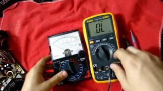 Como testar um diodo. Fonte Cooler Master