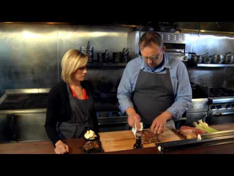 WaGrown Holiday/Thanksgiving S1E8: Rosemary and Garlic Roasted Beef Rib Eye at Staple & Fancy