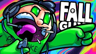 Fall Guys Funny Moments - Coach Nogla Takes Us to the Finals!!