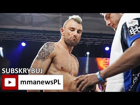 """Krzysztof Kułak poddał Tarabańkę: """"Chcę być mistrzem PLMMA!"""""""