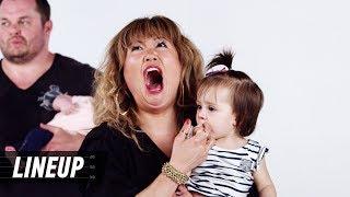 Which Babies Belong to Which Parents? (Ellen) | Lineup | Cut