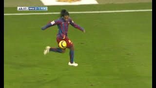 Ronaldinho 2006 👑 Ballon d'Or Level: Dribbling Skills, Goals, Passes