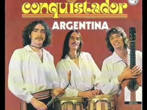 CONQUISTADOR /  Argentina. ( Dutch )  ( comp. Piet Sauer )
