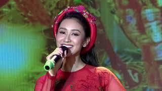 TÂM SỰ NÀNG XUÂN - Á Hậu Hà Thu (Xuân Quê Hương show)