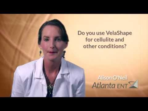 Do you use VelaShape for cellulite and other conditions?