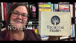 Unboxing Enchanted Fandom: Winter is Coming to Fantasy Land