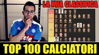 😱💸 LA CLASSIFICA PERSONALE DEI MIGLIORI 100 GIOCATORI DEL MONDO!! TIER  LIST TOP PLAYER!!