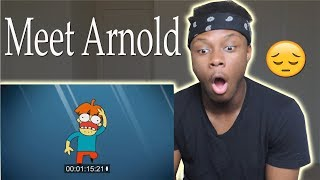 "Meet Arnold ""What If the Whale Swallowed You Alive?"" REACTION!"