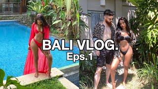 BALI TRAVEL VLOG | Eps.1 | Tokyo to Bali \\ Beach Clubs and Bali Boyfriends?