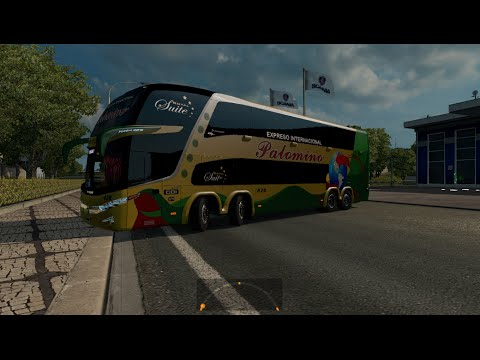 Free download bus station mod for euro truck simulator 2