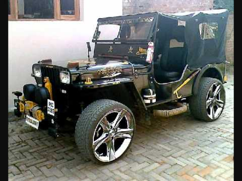 Landi Jeep Modified Willy Musica Movil Musicamoviles Com