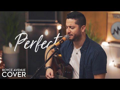 Perfect - Ed Sheeran & Beyoncé (Boyce Avenue acoustic cover) on Spotify & iTunes