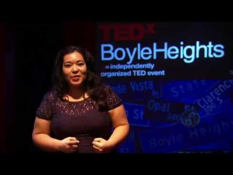 Breaking Barriers: Nora Cadena at TEDxBoyleHeights - TEDx Talks  - 3GA8XTAeVJY -