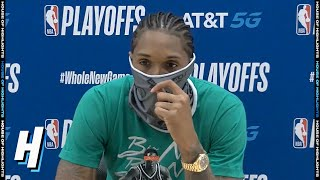 Lou Williams Postgame Interview - Game 7 | Nuggets vs Clippers | September 15, 2020 NBA Playoffs
