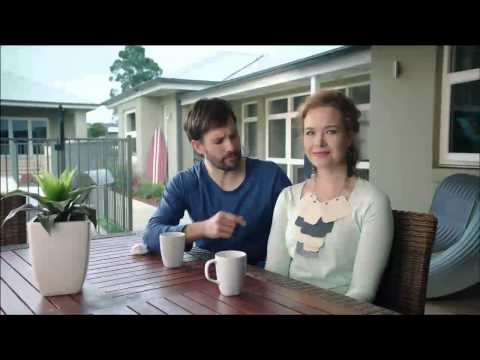 COLORBOND® steel TV ad, with the Miller family in Australia