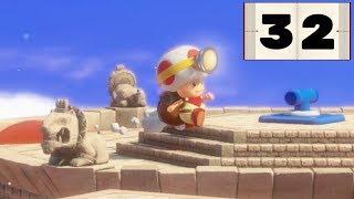 "Captain Toad: Treasure Tracker (Switch) - Part 32: ""Odyssey Bonus 1"""