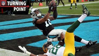 "Aaron Rodgers' Return Against Panthers Spoiled By a ""Cheek"" (Week 15) 