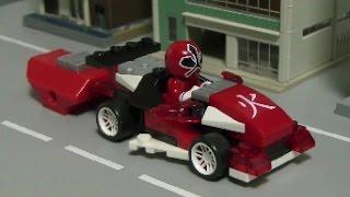 Power Rangers Samurai Minicar Toys 파워레인저 블레이드포스 장난감