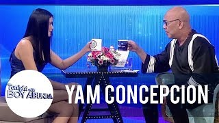 Tito Boy drinks beer for the first time with Yam | TWBA