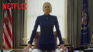 House of cards saison 7 :  bande-annonce VOST