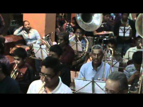 El Lirico, Marcha Militar - Tlacochahuaya - Banda de Musica