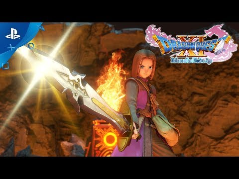 DRAGON QUEST® XI: Echoes of an Elusive Age™ Trailer