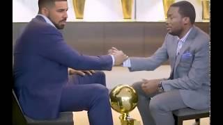Drake and Meek teaming up after seeing the Kanye West Tweets.