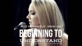 DANIELLE BRADBERY - POTENTIAL LYRIC VIDEO