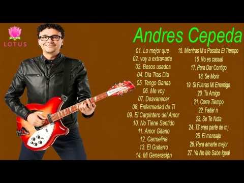Andres Cepeda Sus Mejores Éxitos